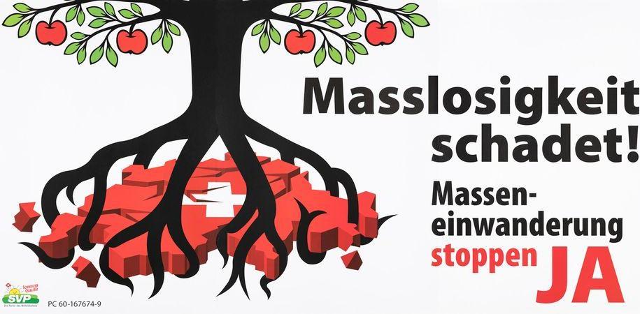 Volksinitiative «Gegen Masseneinwanderung»
